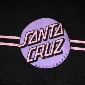Santa Cruz Short Sleeve Tshirt!